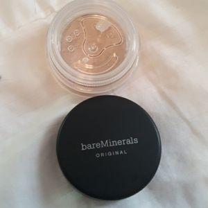 Bare Minerals face powder